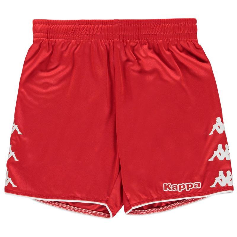 Kraťasy Kappa Santos Shorts Junior Black/White