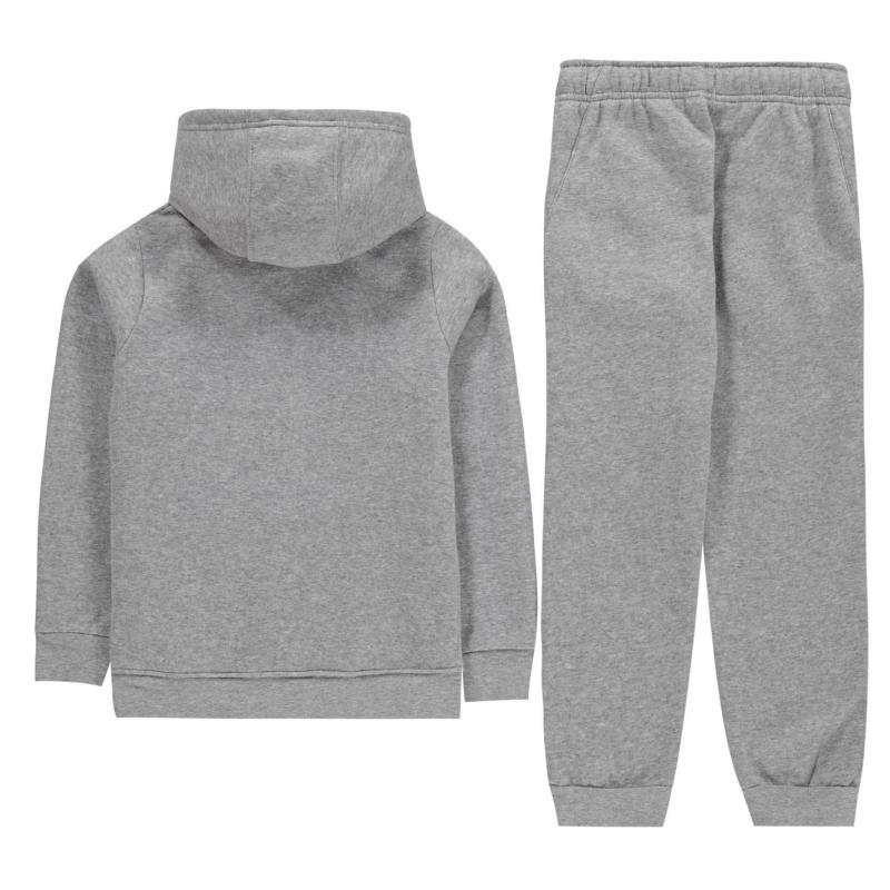 Tepláky Nike Fleece Tracksuit Infant Boys Grey