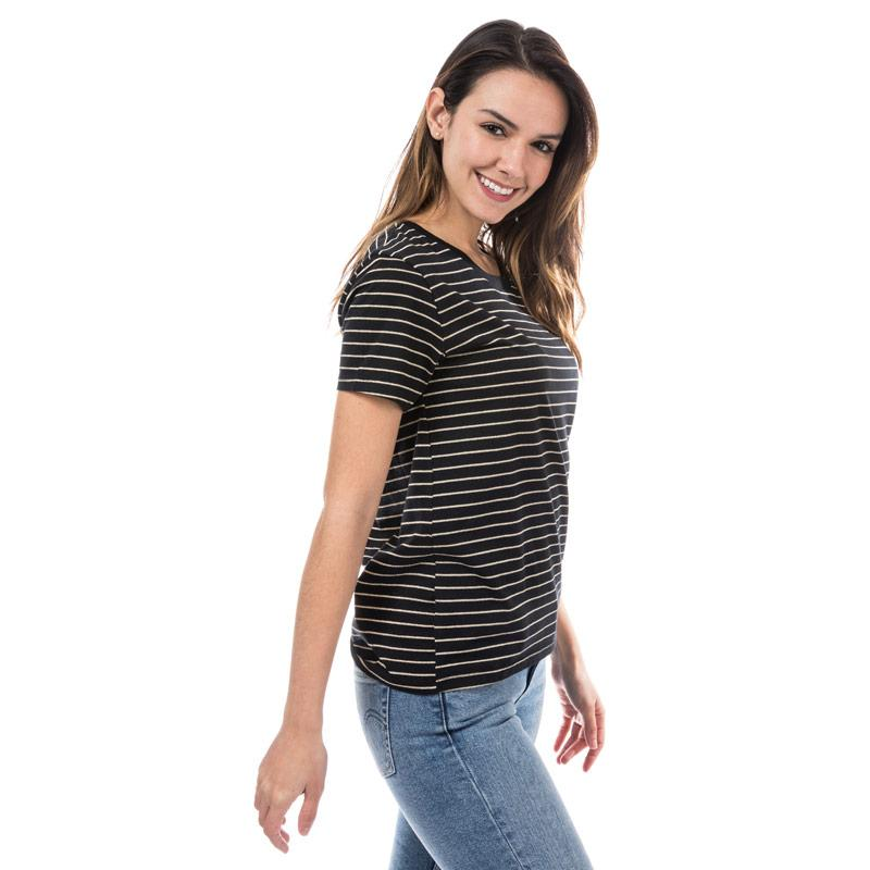 Levis Womens The Perfect T-Shirt Black