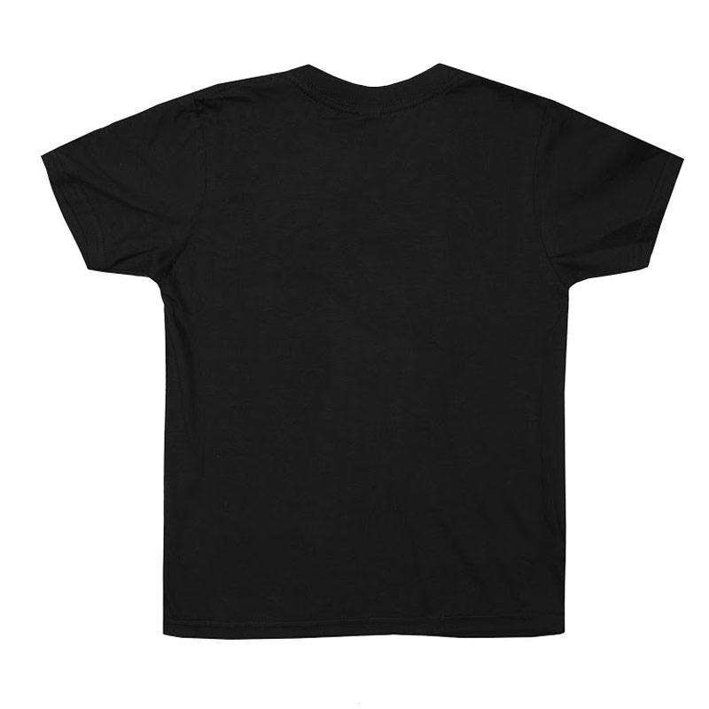 Tričko Junior Boys Marvel Camo T-Shirt Black