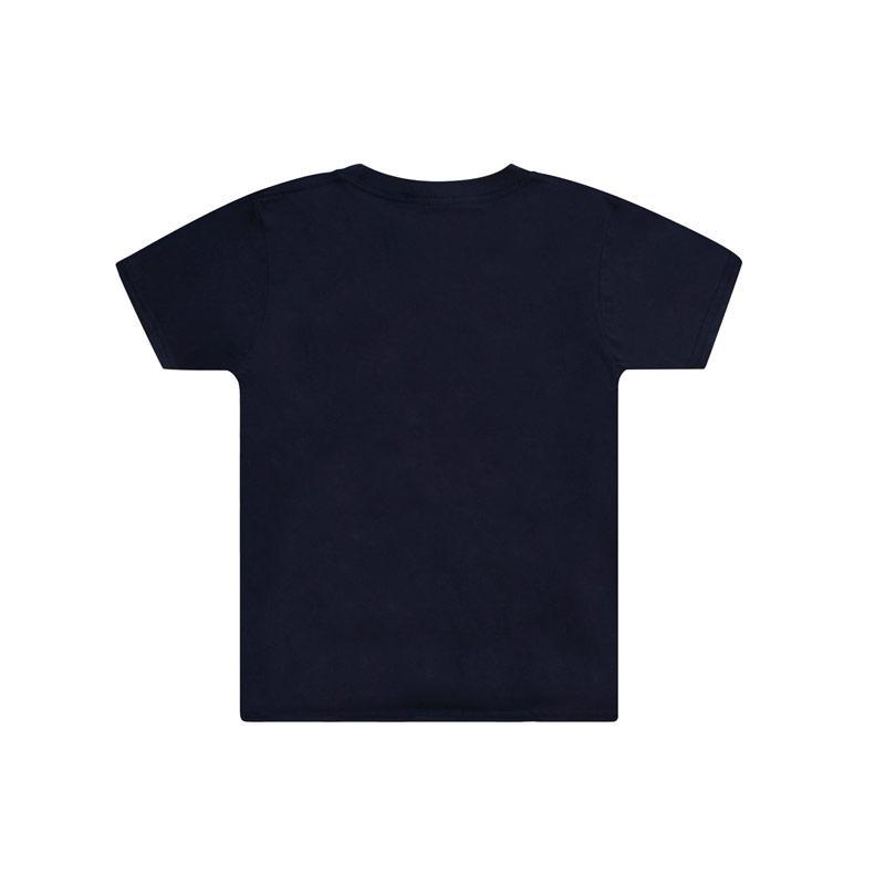 Tričko Junior Boys Marvel Cap T-Shirt Navy