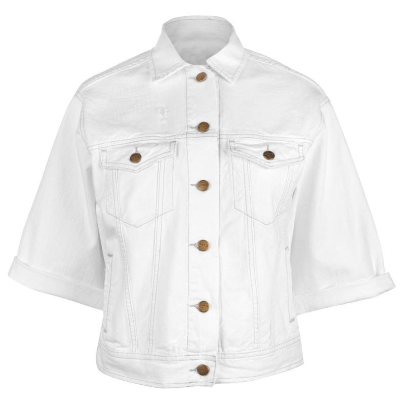Pepe Jeans Jacky Jacket White