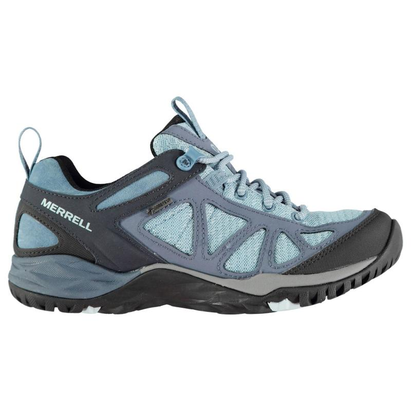 Merrell Siren Sport Q2 GTX Walking Shoes Ladies Blue