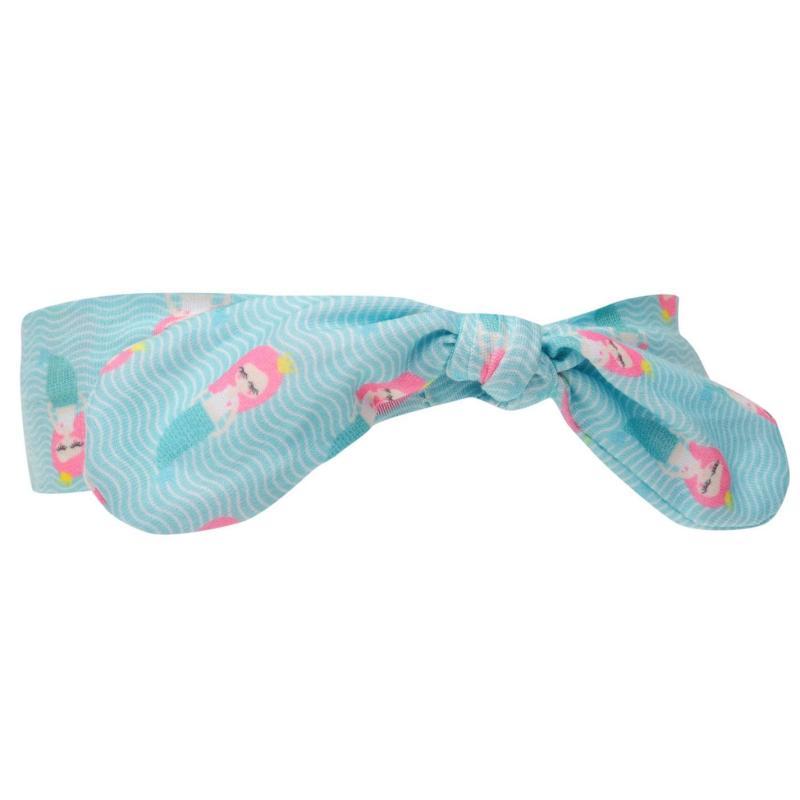 Miso Mermaid Headband Girls Pink