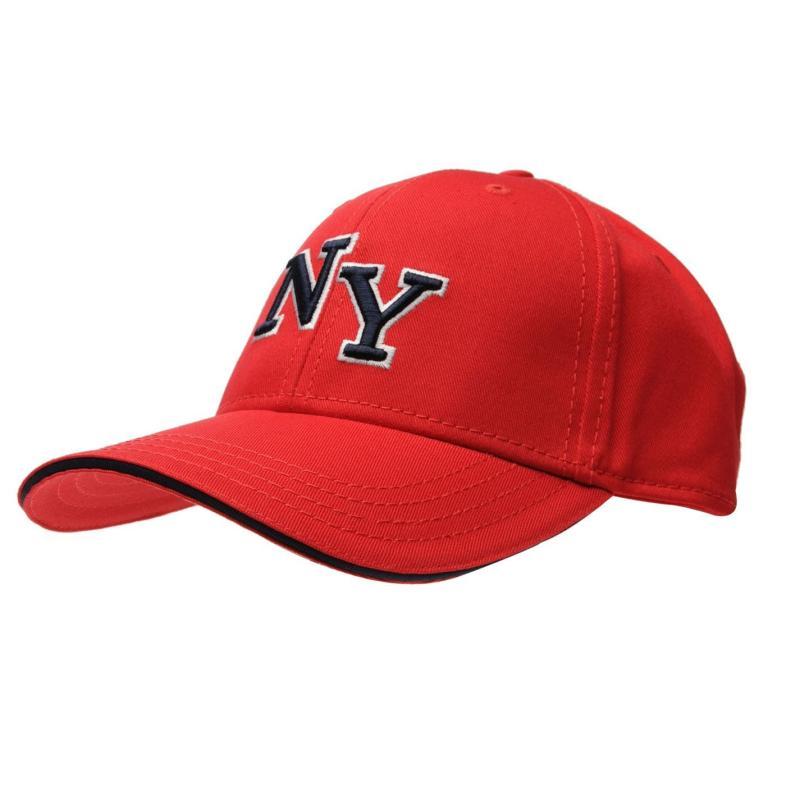 No Fear NY Cap Red/Blue