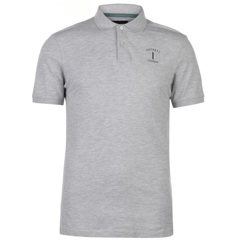 Hackett Mr Classic Polo Shirt Navy