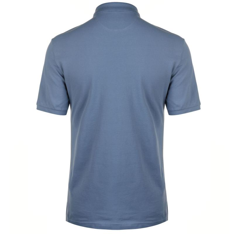 Hackett Mr Classic Polo Shirt Blue