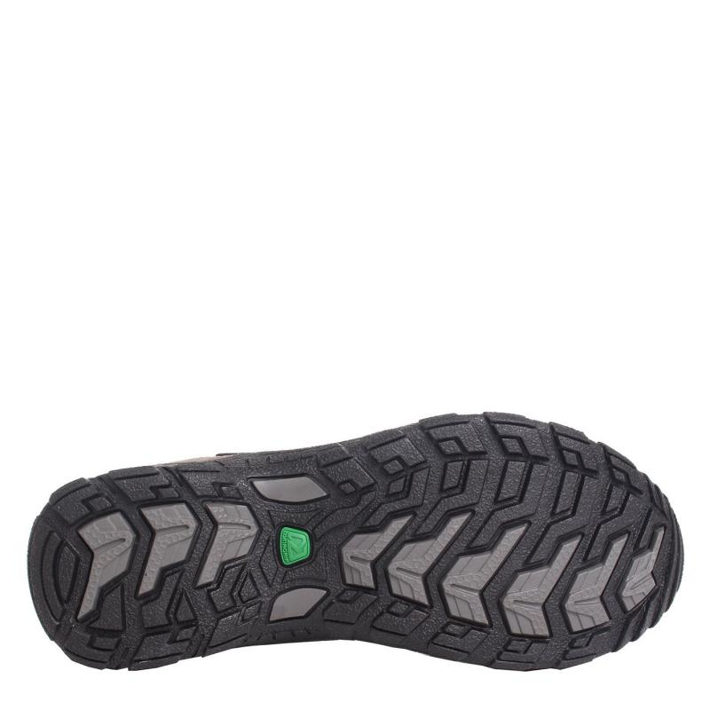 Karrimor Summit Childrens Walking Shoes Charcoal/Red