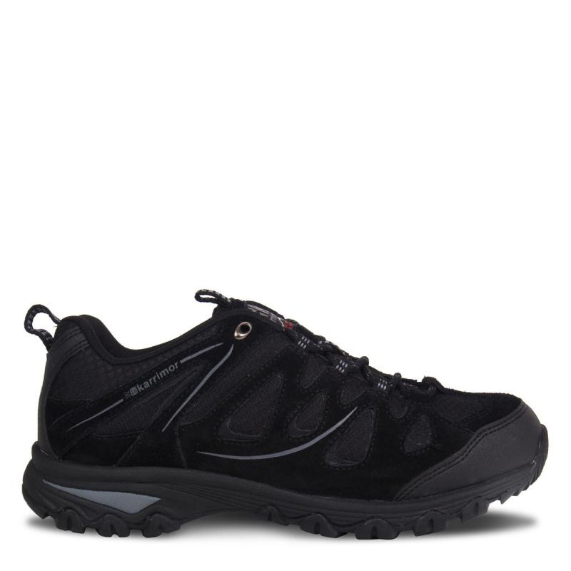 Boty Karrimor Summit Ladies Walking Shoes Black