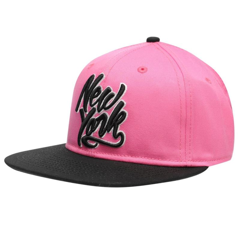 No Fear City Snapback Junior Girls New York