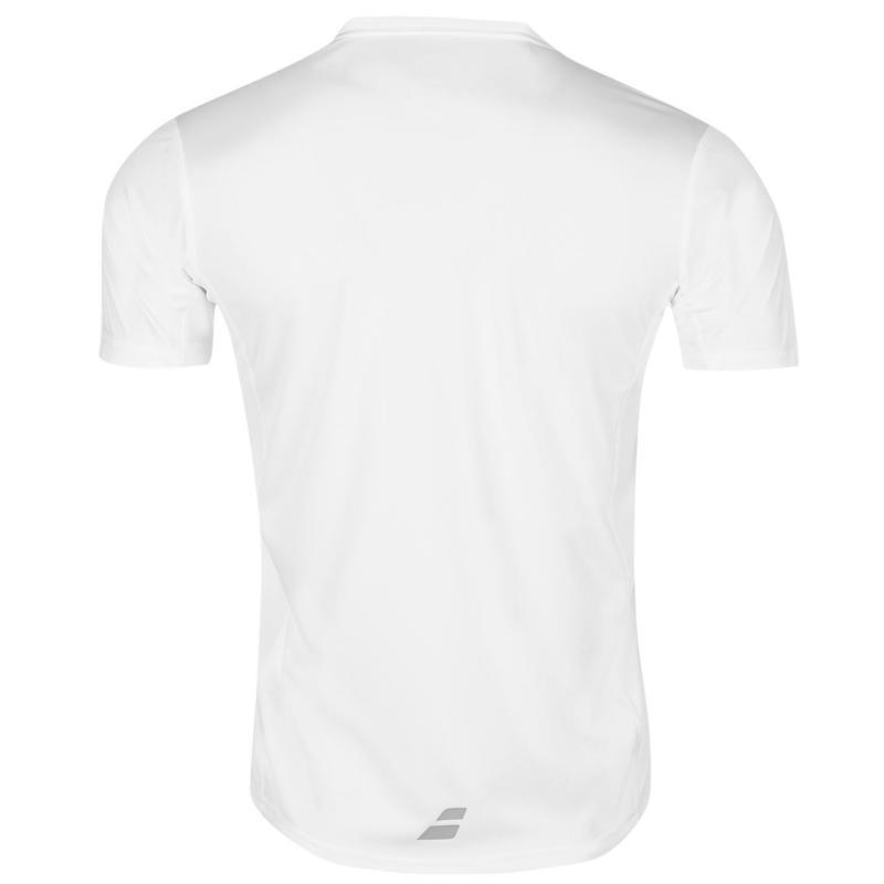 Tričko Babolat Match Tennis T Shirt Mens Navy
