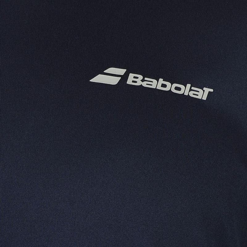 Tričko Babolat Match Tennis T Shirt Mens White