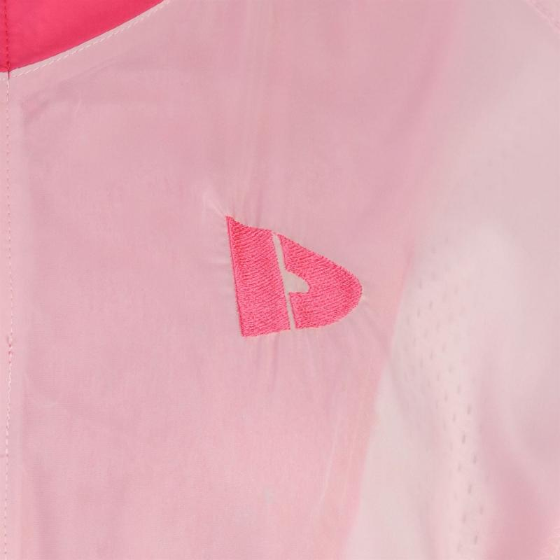 Donnay OG Shell Jacket Pink/Magenta