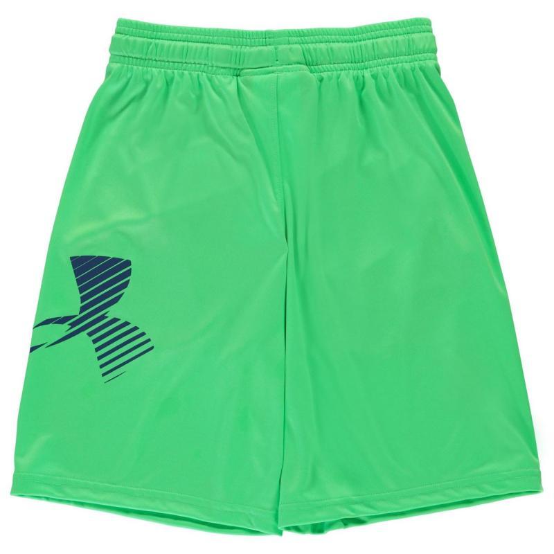 Kraťasy Under Armour Renegade Solid Shorts Junior Boys Green