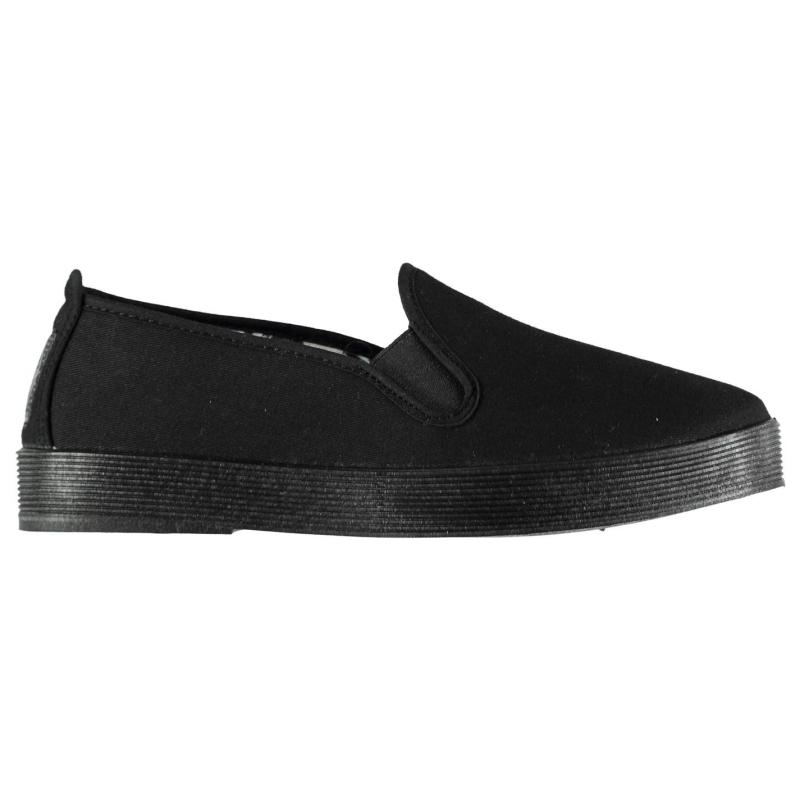 Obuv Flossy Annabel Slip On Shoes Black