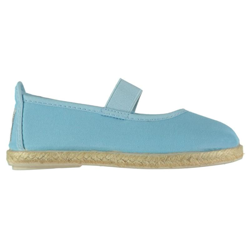 Flossy Astro Mary Jane Shoes Light Blue