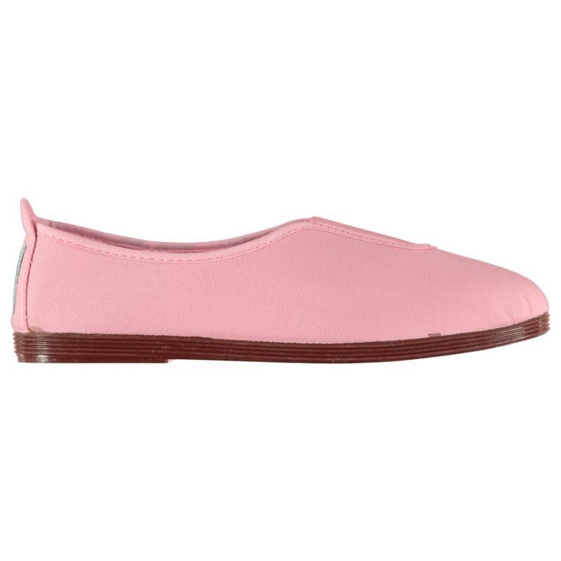 Obuv Flossy Califa Slip On Shoes White
