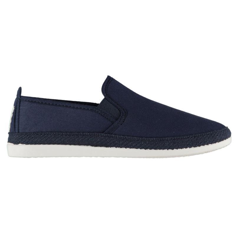 Flossy Orla Slip On Shoes White