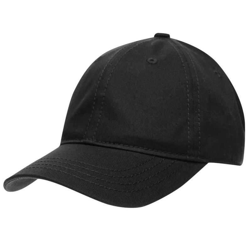 Lonsdale School Cap Junior Black