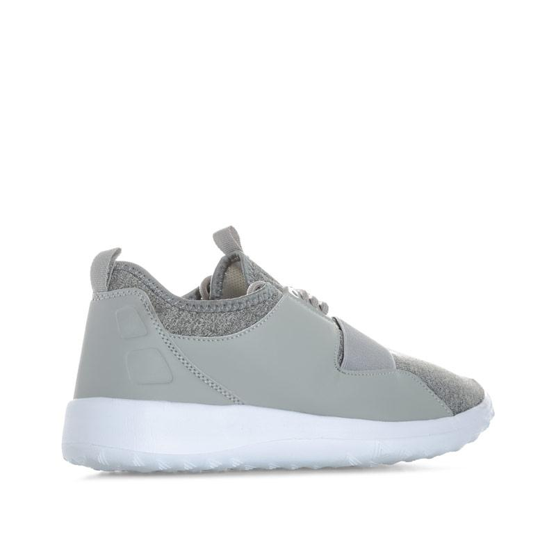 Dolcis Womens Terry Trainers Grey