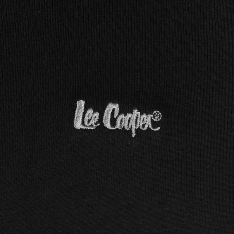 Tílko Lee Cooper Essentials Vest Mens Black