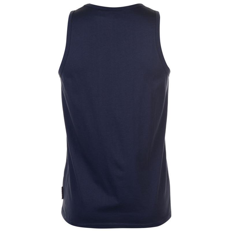 Tílko Lee Cooper Essentials Vest Mens Navy
