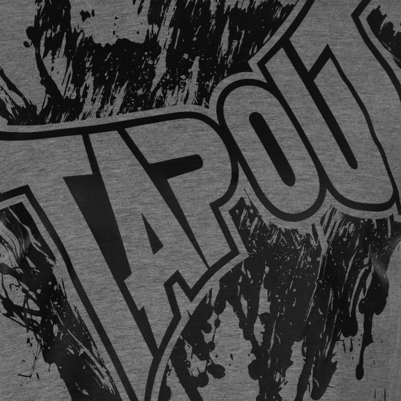 03ca8fba40a0 Tílko Tapout Logo Sleeveless T Shirt Mens White