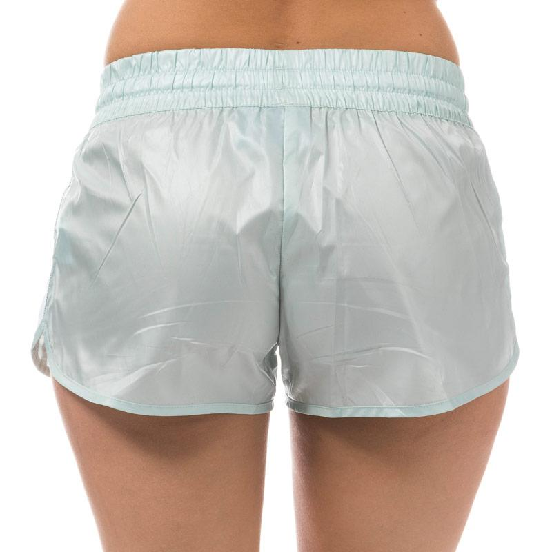 Adidas Originals Womens Ocean Elements Shorts Green