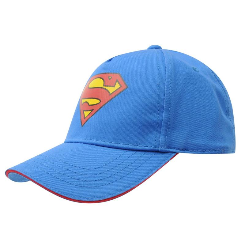 Character Peak Cap Infants Superman