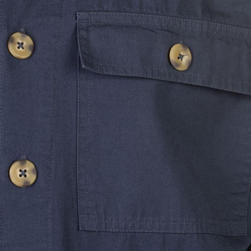 Craghoppers Bridport Shirt Jacket Mens Ombre Blue