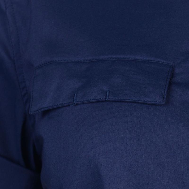 Košile Craghoppers Noslife Symore Shirt Dress Ladies Night Blue