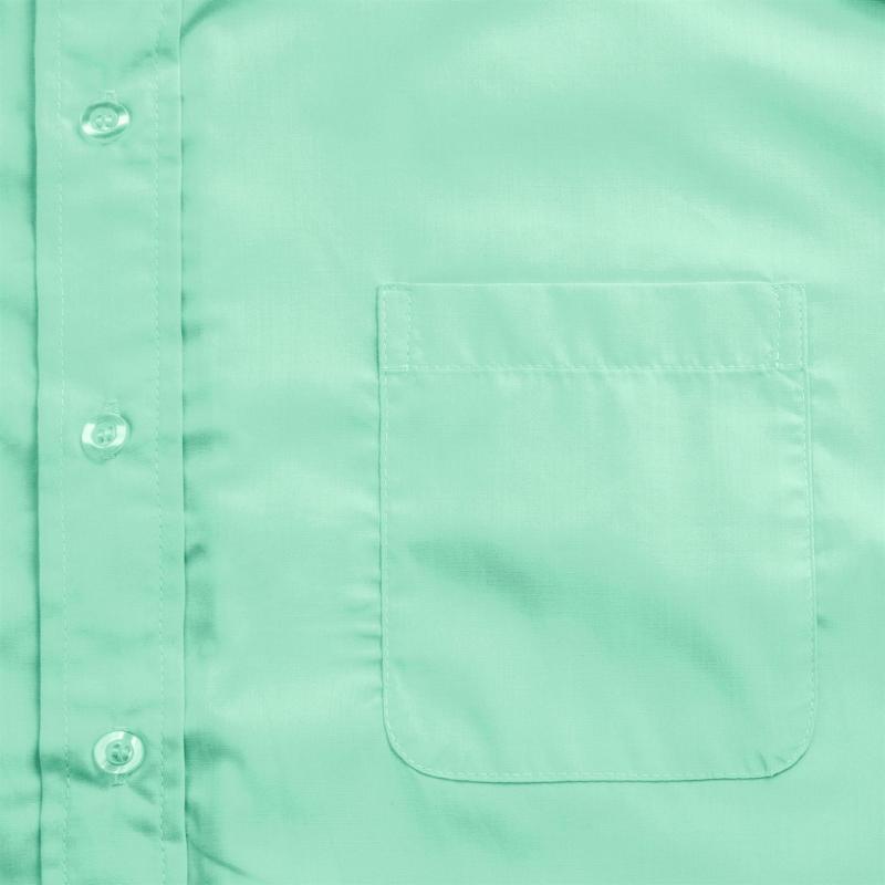 Lee Cooper Long Sleeve Pocket Shirt Mens Light blue
