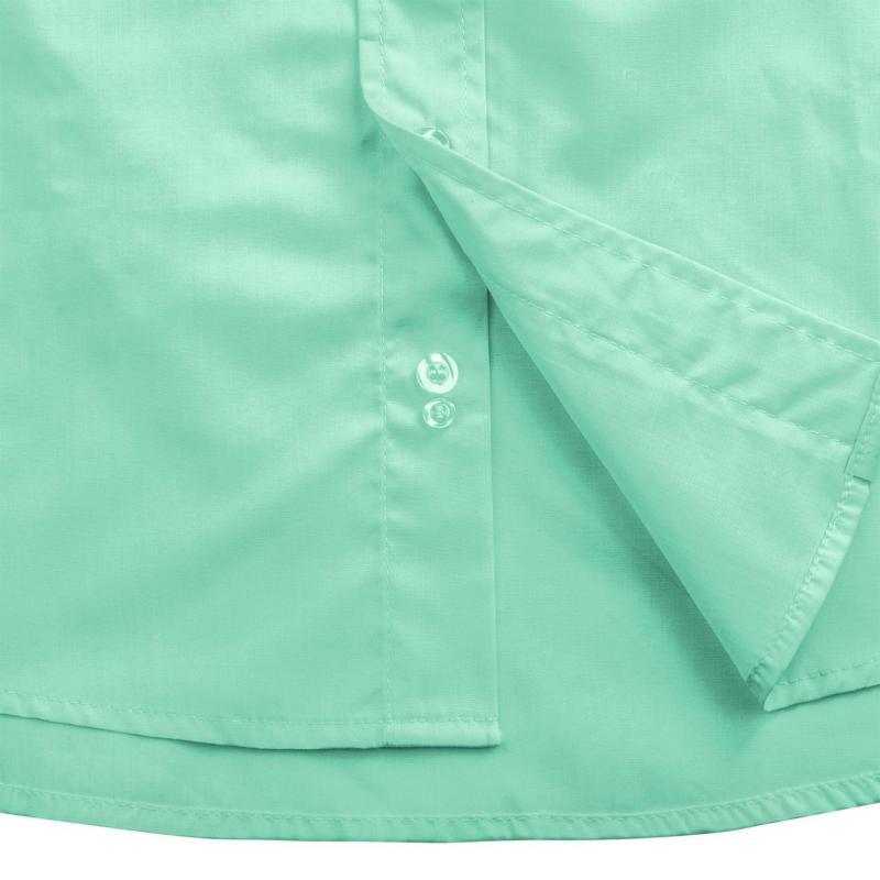Lee Cooper Long Sleeve Pocket Shirt Mens Khaki