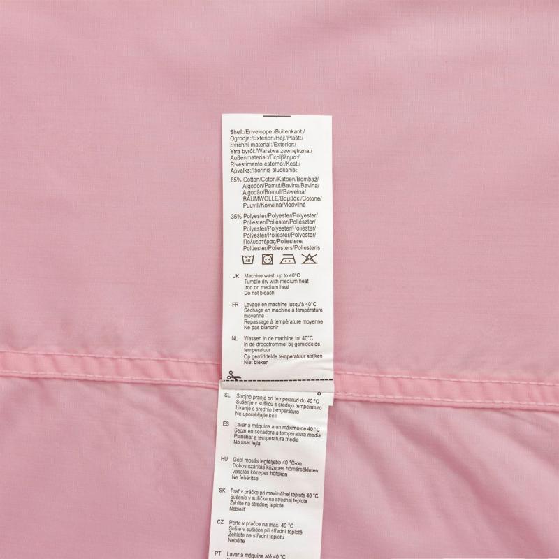 Lee Cooper Long Sleeve Pocket Shirt Mens Pink