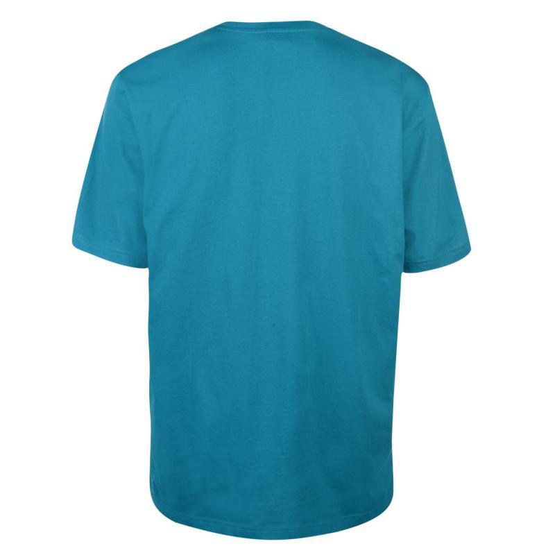 Tričko Slazenger Plain T Shirt Mens Orange