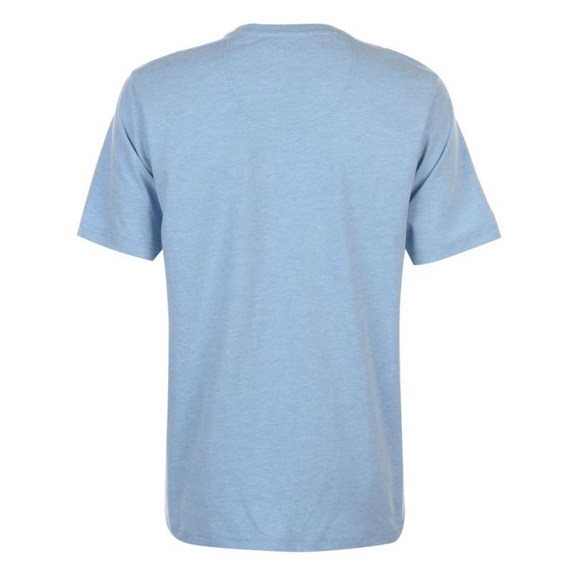 Tričko SoulCal Small Logo T Shirt Mens Pink Marl
