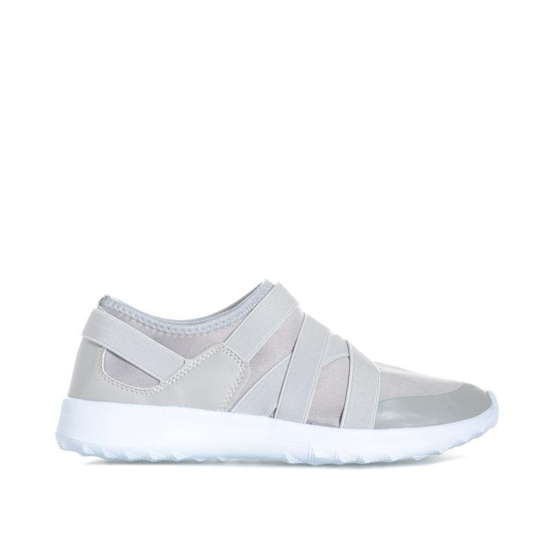 Dolcis Womens Newel Trainers Grey