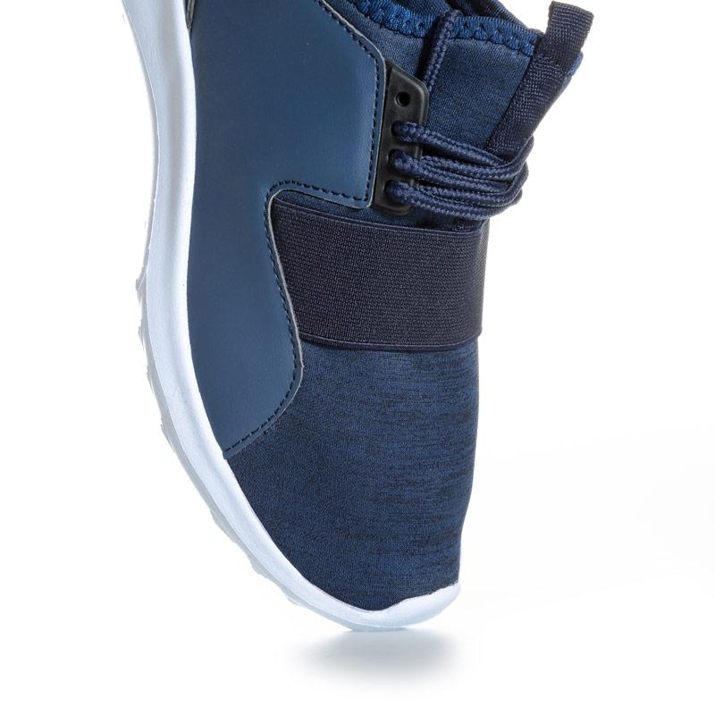 Dolcis Womens Terry Trainers Navy
