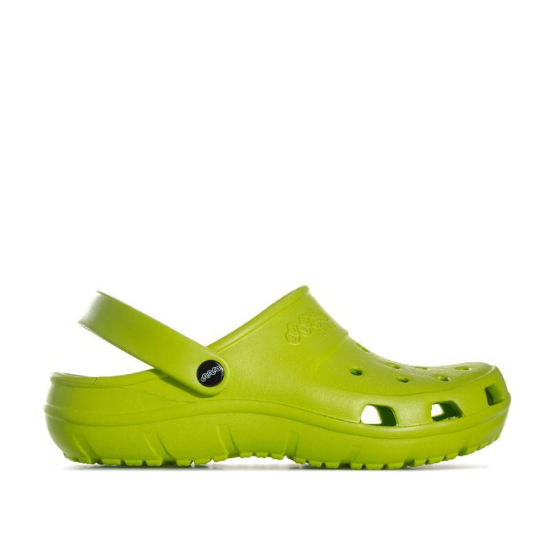 Boty Crocs Children Presley Beach Shoe Green