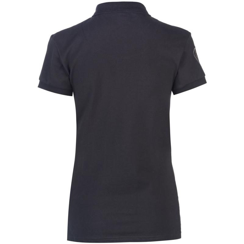 Polokošile Horseware Flamboro Polo Dark Grey