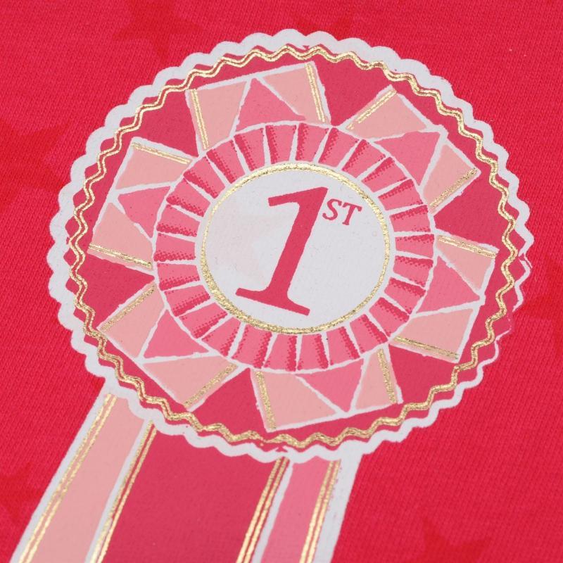 Requisite Girls Rosette T Shirt Pink