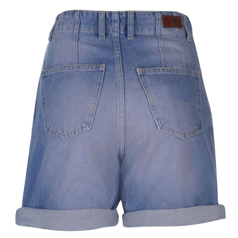 Pepe Jeans Daisie Shorts Blue Denim