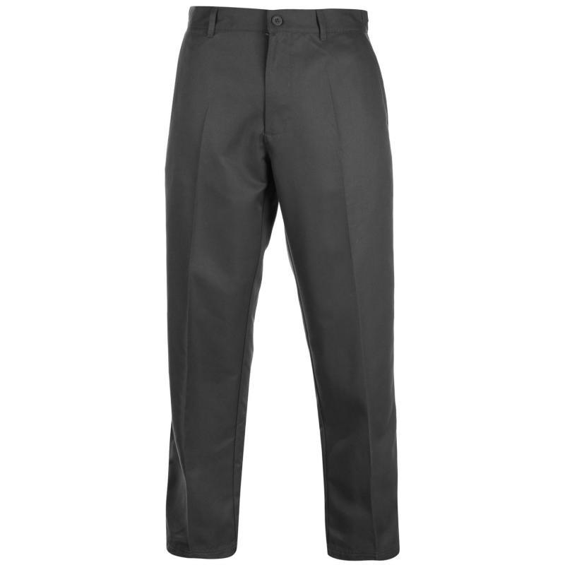 Kalhoty Slazenger Golf Trousers Mens Charcoal