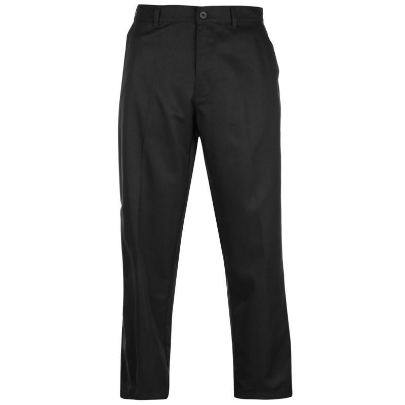 Kalhoty Slazenger Golf Trousers Mens Black