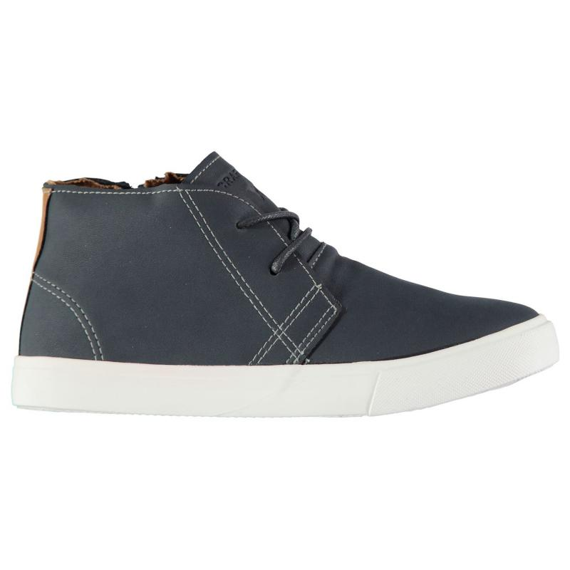 Crafted Boots Child Boys Blue