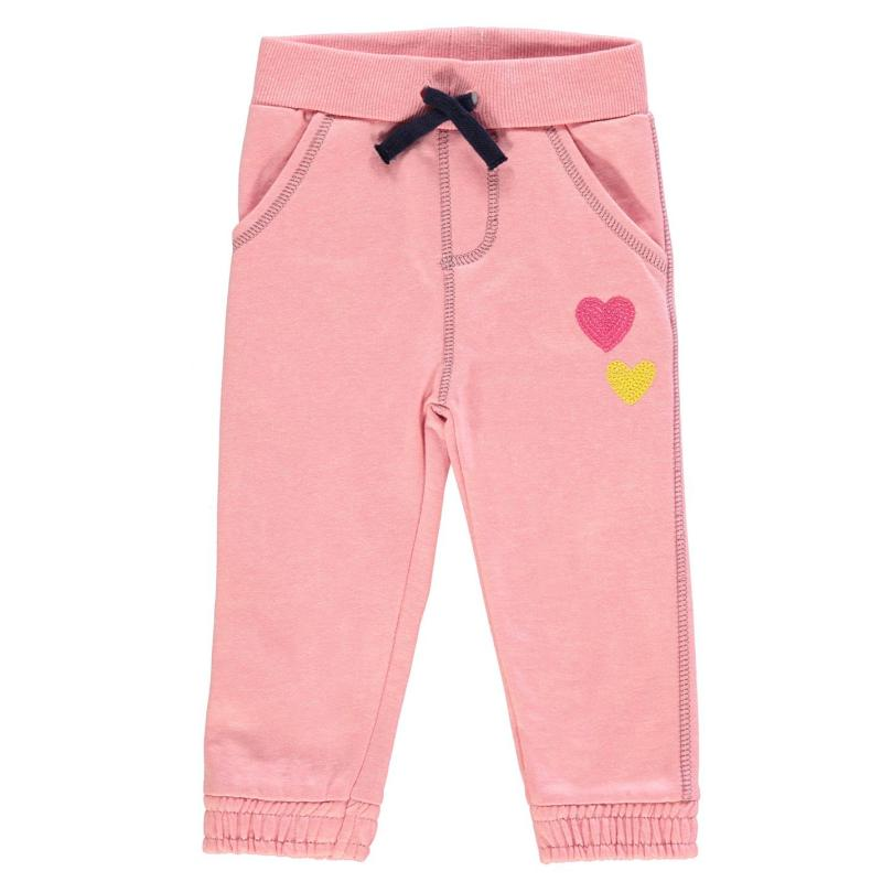 Crafted Table Joggers Infant Girls Pink