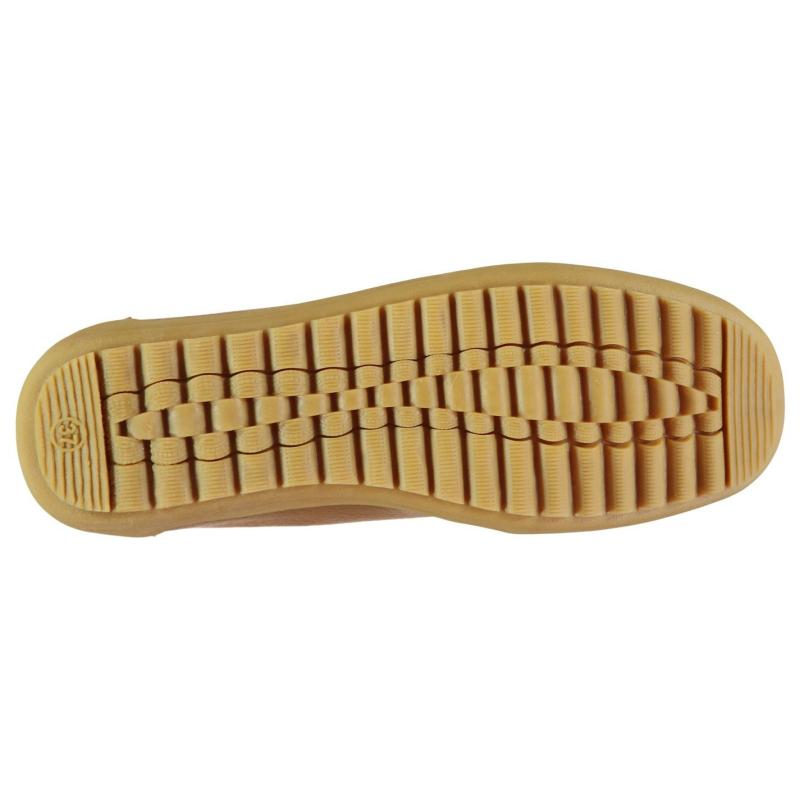 Heatons Leather Ladies Loafers Tan