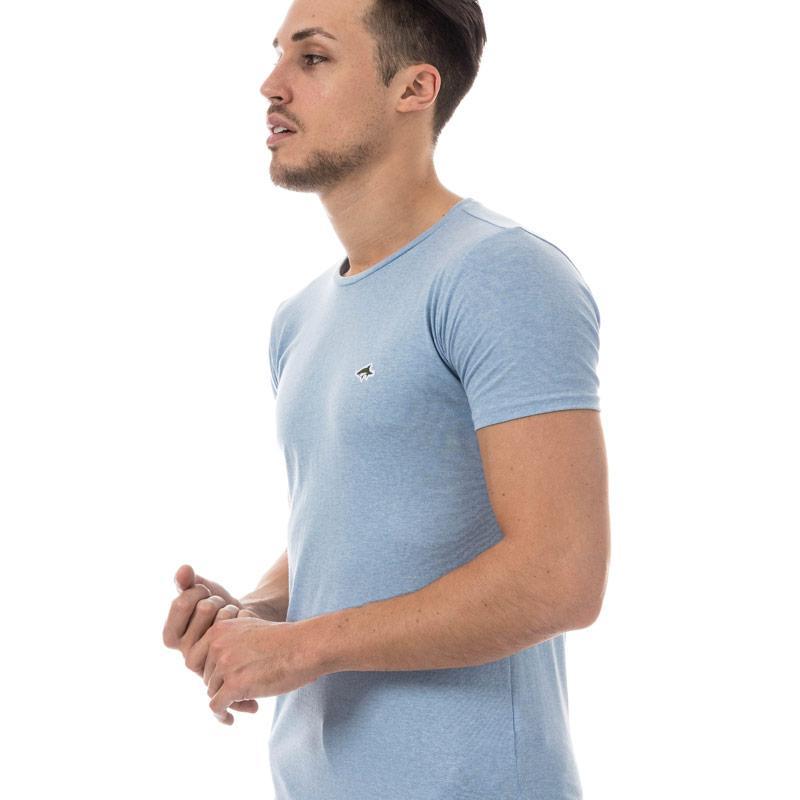 Tričko Le Shark Mens Keppel T-Shirt Grey Marl