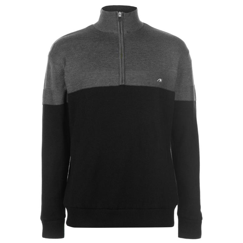 Benross Sweater Mens Black