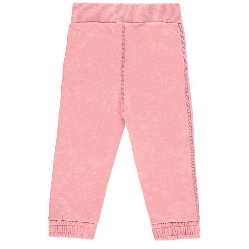 Crafted Table Joggers Infant Girls Denim Marl